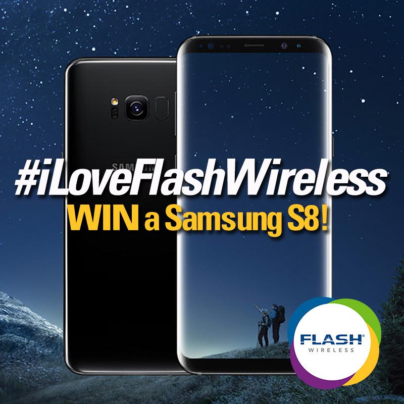 Show Flash Wireless Some Love